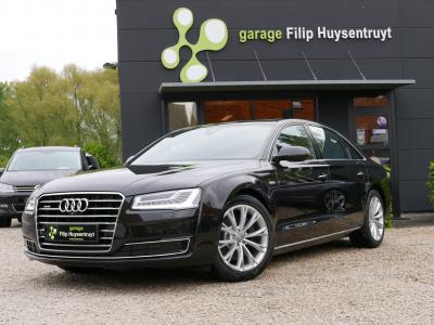 Audi A8 garage huysentruyt